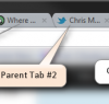 Chrome: 'New Tabs At End' Puts New Tabs at the End
