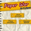 Android Game: Paper War for 2 Players
