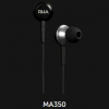 Review: RHA MA-350 aluminum noise isolating in-ear earphones