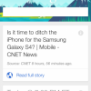 Google Now for iOS: A real reason to use location services