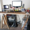 Thinking about getting a standing desk? Here are some tips