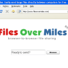 Files Over Miles: Browser to Browser File Sharing