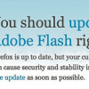 Time To Update! Adobe Flash Player Patch Fixes 32 Security Holes