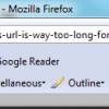 Create Goo.gl Shortened URLs in your Browser – Now without Google Toolbar