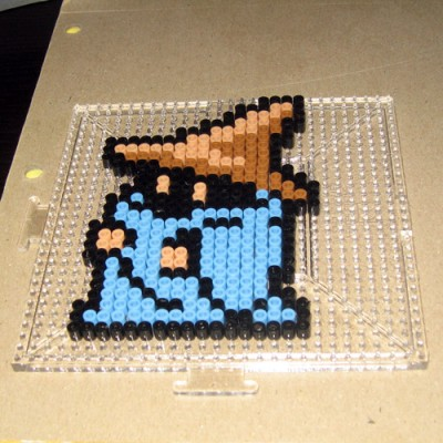 How To Make Your Favorite Nintendo Characters With Perler Beads