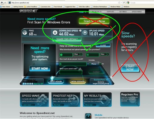a look into internet connection speed Here are 10 ways to troubleshoot, fix, or just survive a slow internet connection   paying for slow internet—and the best way to speed it up will be to upgrade  to  look up and translate that into a computer-friendly ip address.
