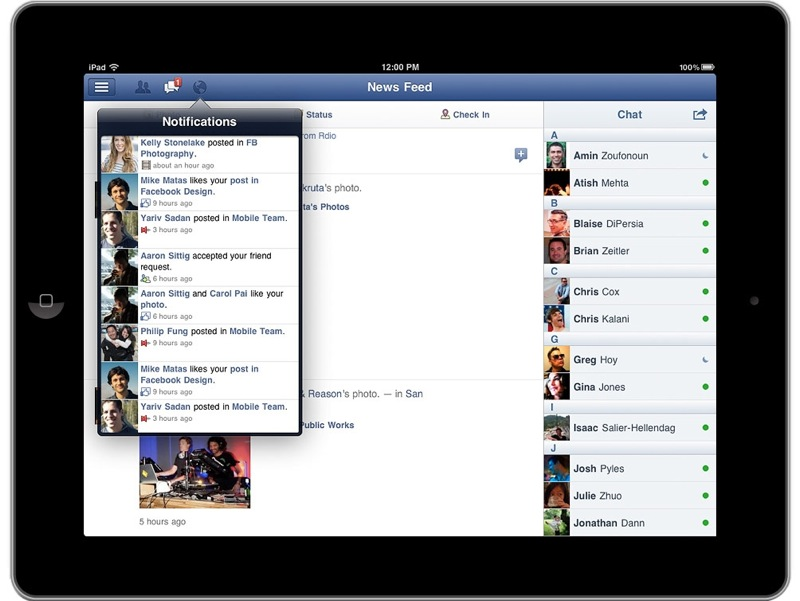 how to delete messages on facebook messenger on ipad