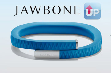 Jawbone UP: A Wristband and App for Improving Your Health | Techerator