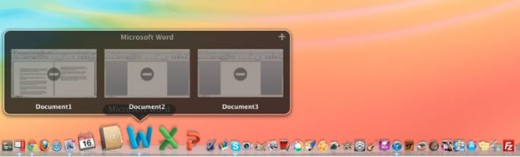 Hyperdock for OS X