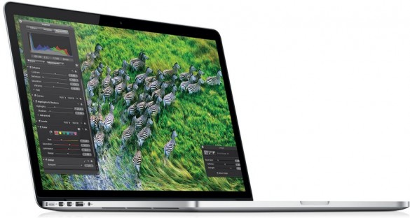 The New Retina Display MacBook Pro