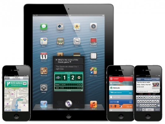 iOS6 has a Host of New Features