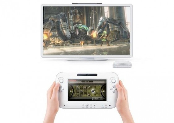 Asymmetric Gaming on the Wii U