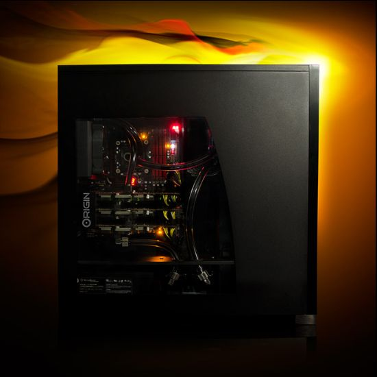 Origin PC Custom Gaming Desktop