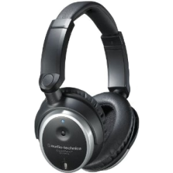 Audio Technica Noise Canceling Headphones