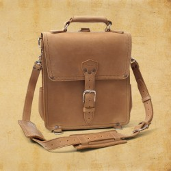 Saddleback Messenger Bag