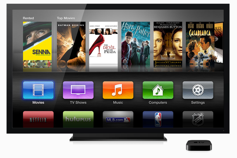 The Apple TV