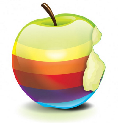 alternate apple logo