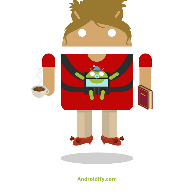 Express Your Inner Android With Androidify