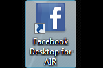 Facebook Releases Desktop Application, Aptly Named Facebook Desktop