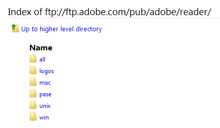 Ctl help: tutorials: adobe reader.