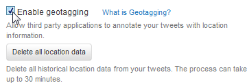 twitter-geotagging-setting
