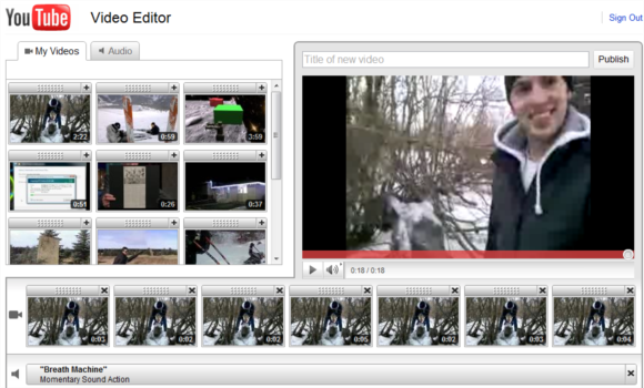 YouTube Launches Online Video Editor, Lets You Quickly Edit Videos